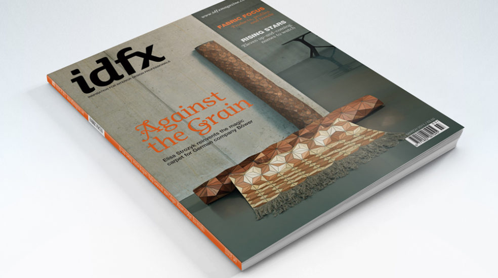 IDFX Interior Design trade magazine