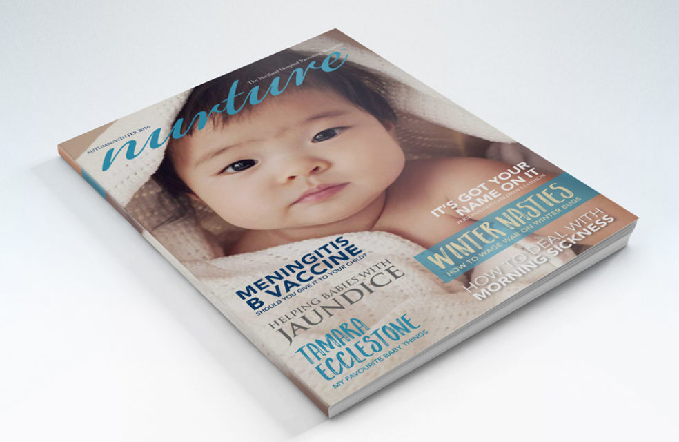Portland Hospital Nurture magazine