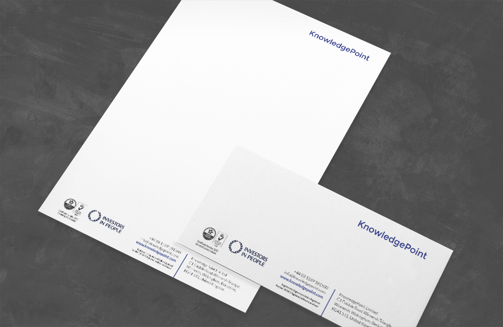 KP_Stationery Mockup Template – Demo