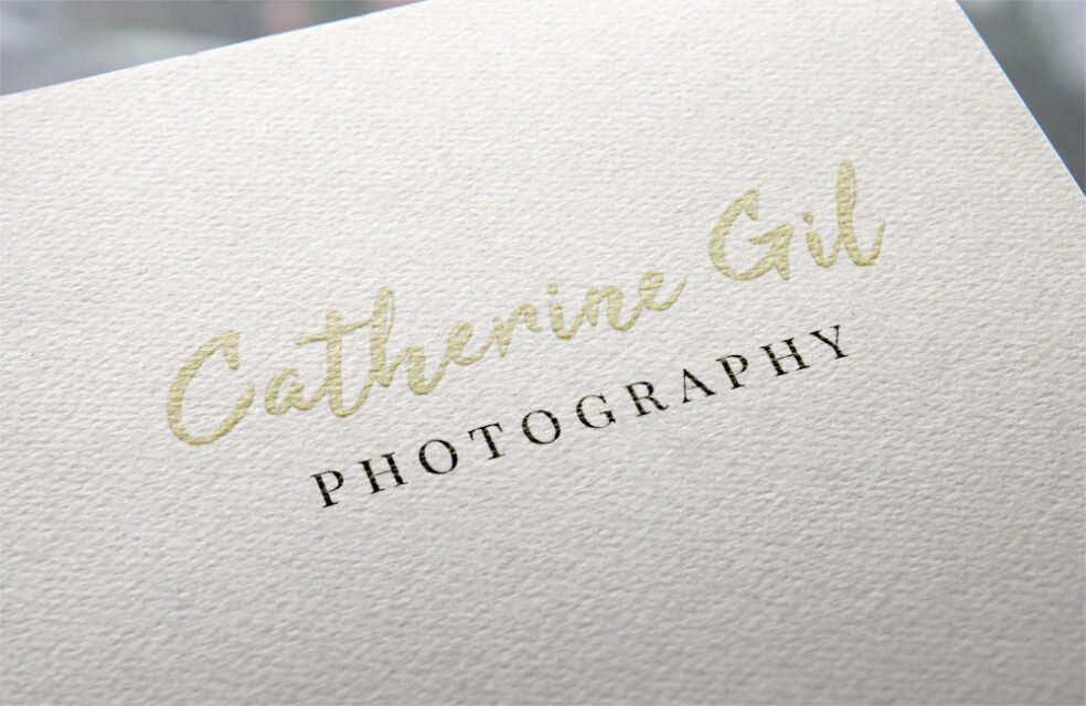 Catherine Gil Photography Logo