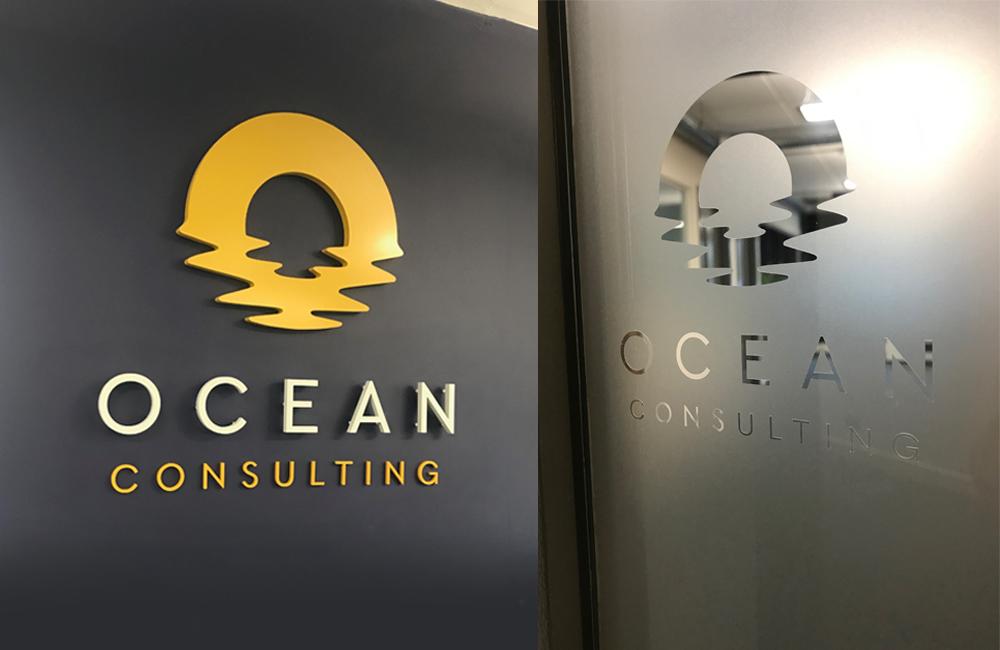 OC Office signs