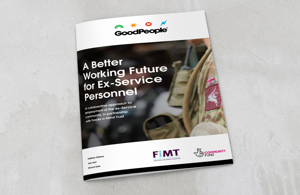 A Better Working Future for Ex-Service Personnel